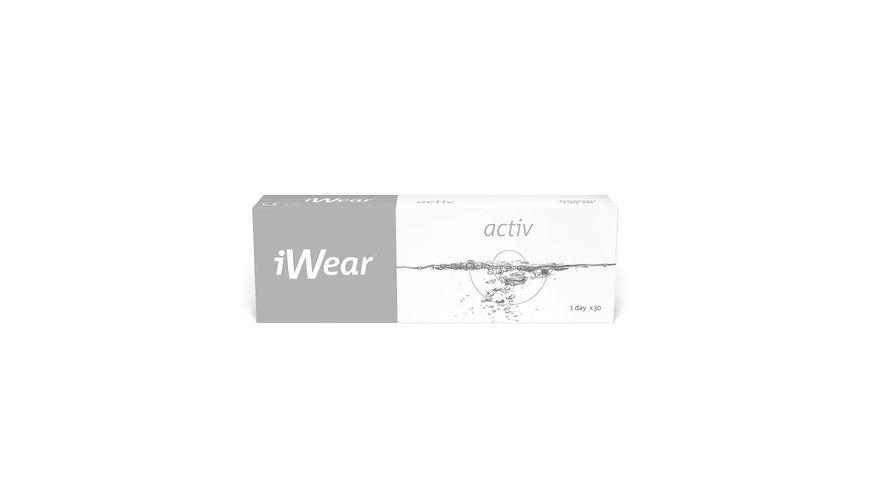 Lente-de-Contato-iWear-Activ