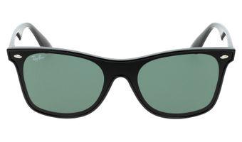 -oculos-De-Sol-Ray-Ban-3556N-001-30-53-Fashion-Unisex-Metal-Pequeno