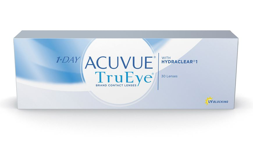 Lente de Contato 1-Day Acuvue TruEye