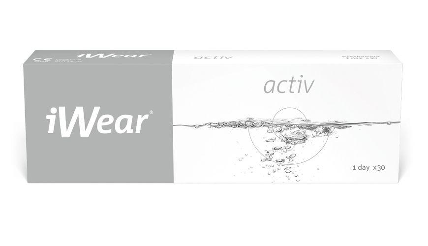 Lente de Contato iWear Activ