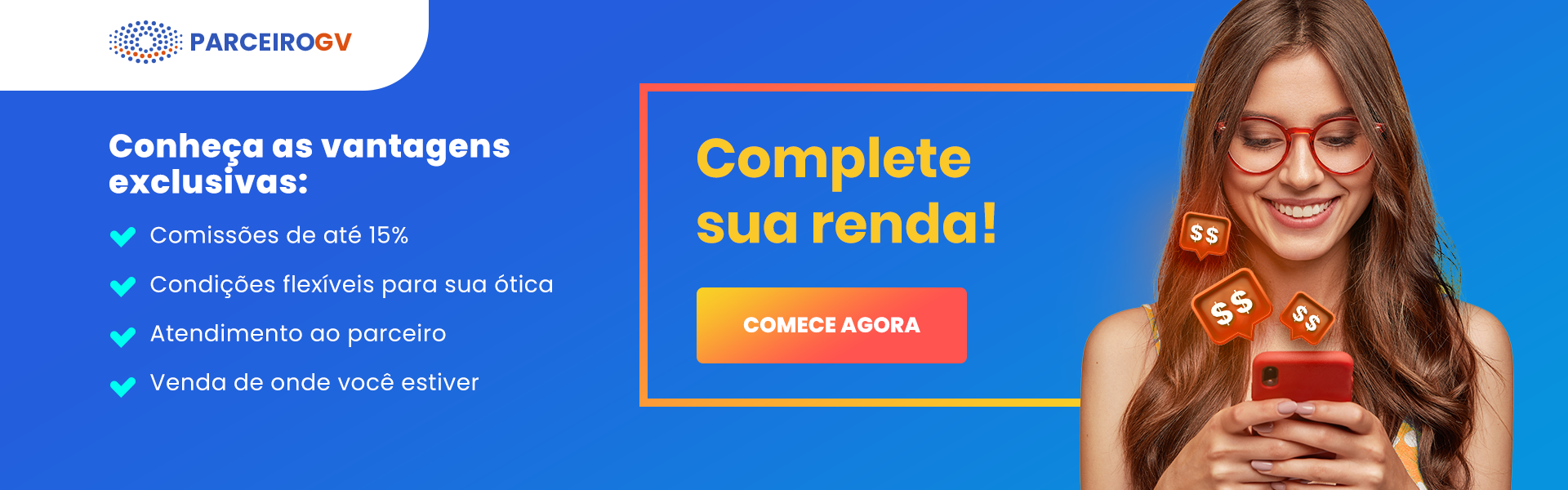 Banner - Parceiro Gv