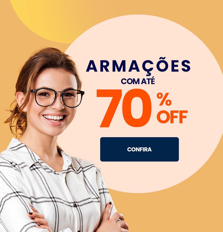 NOVO - Armacoes 70off