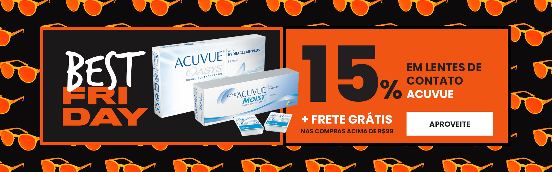 Banner - BF Acuvue