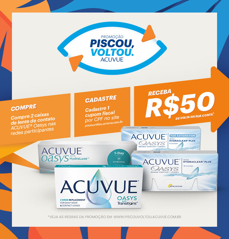 Banner - Piscou Acuvue