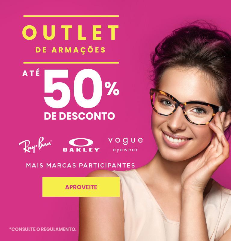 Banner- Outlet de armacoes - 50%