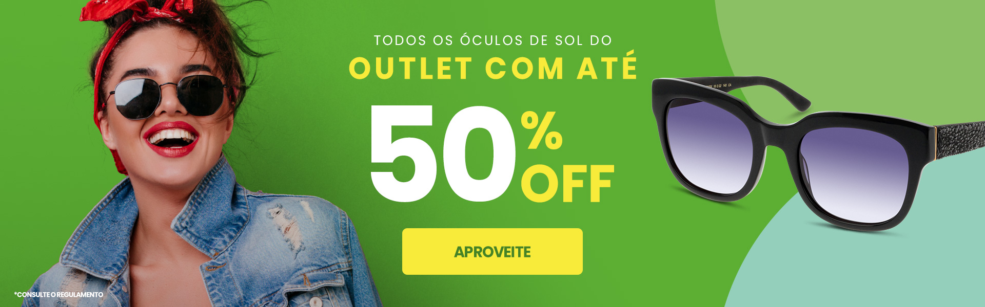 Outlet  Sol 50 off