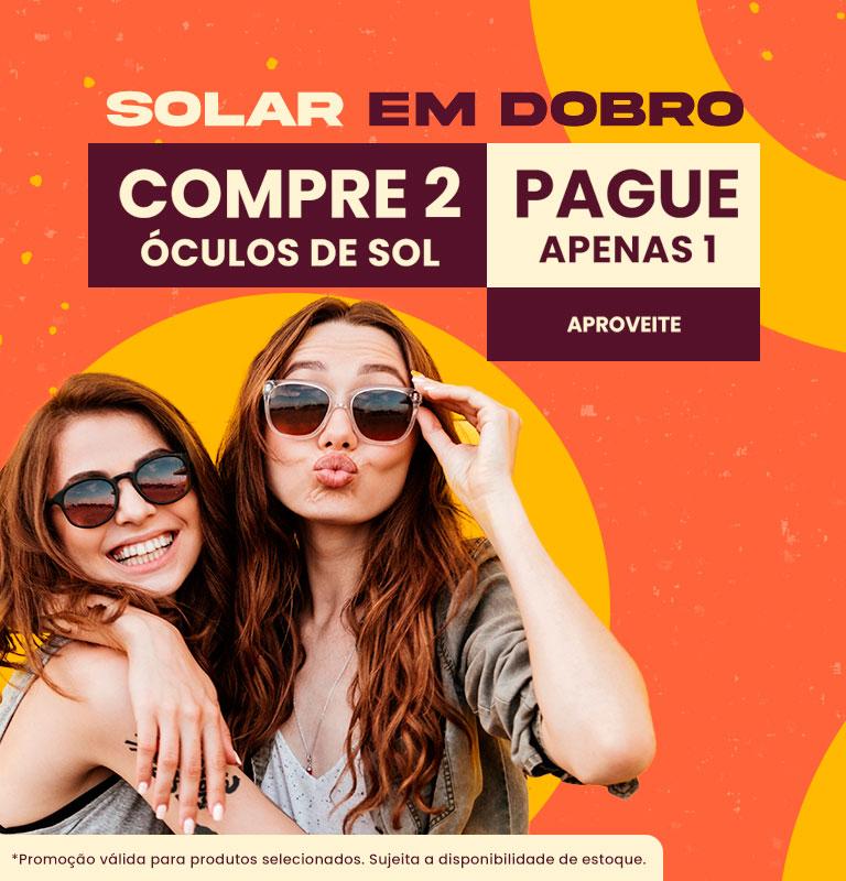 Banner- Solar em Dobro