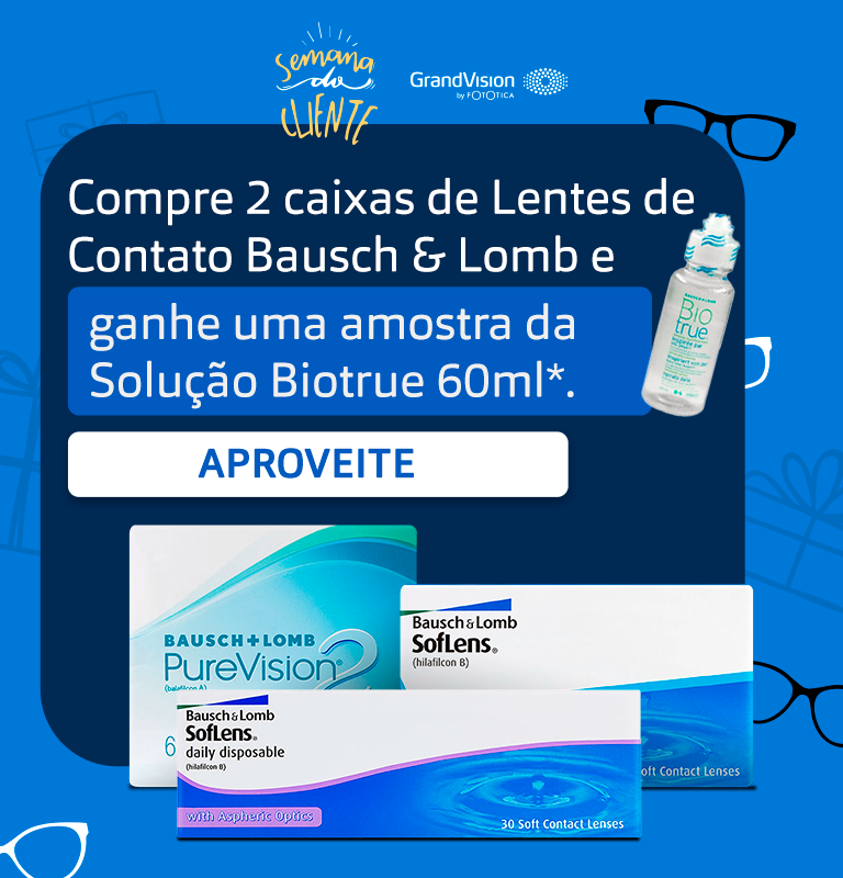 Promocao Bausch & Lomb