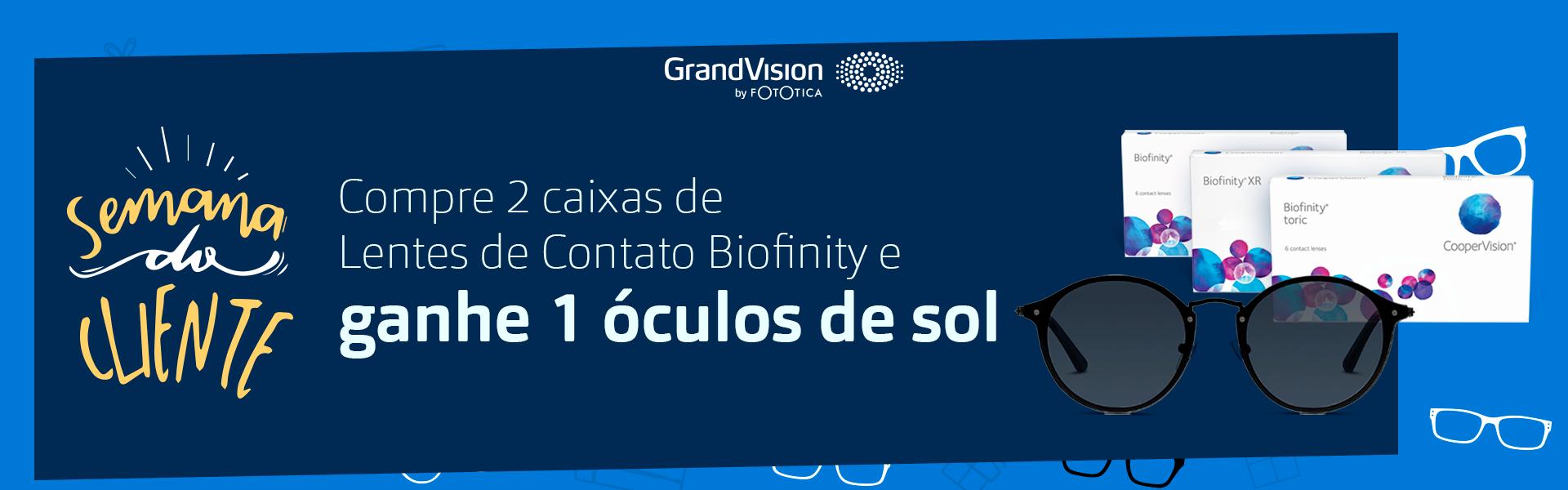 Biofinity com Solar