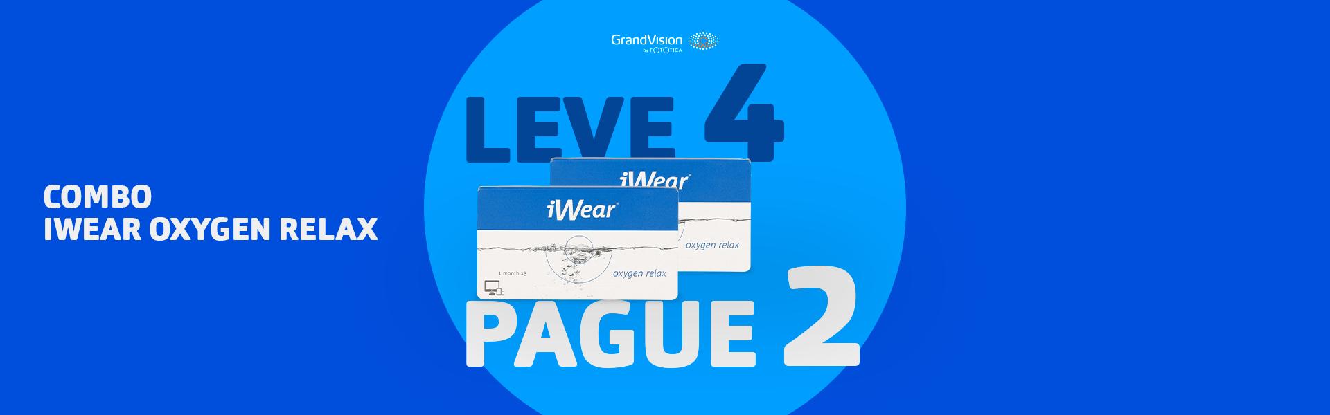 iWear Oxygen Leve 4 Pague 2